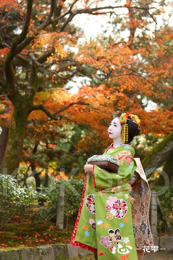 舞妓体験 京都