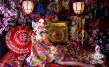 京都観光のすすめ、フォトジェニックスポットの心-花雫-の花魁体験
