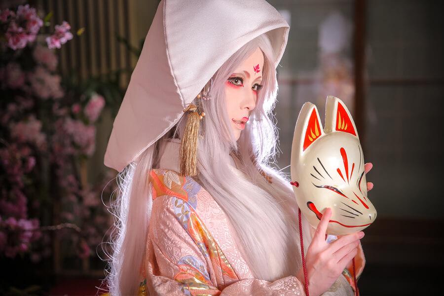 狐の嫁入り