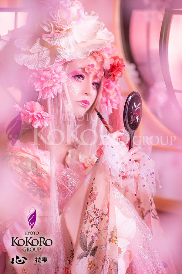 花魁体験 桜の君