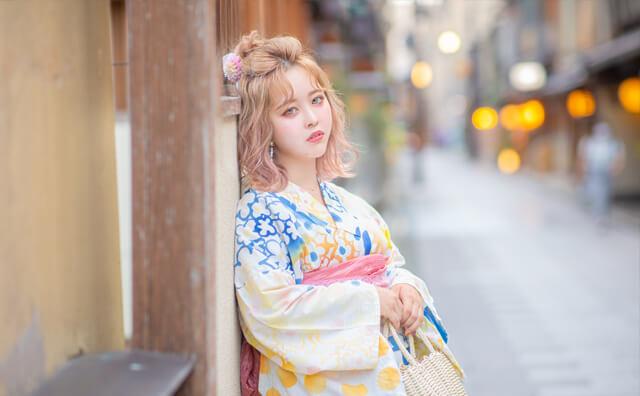 京都浴衣レンタル