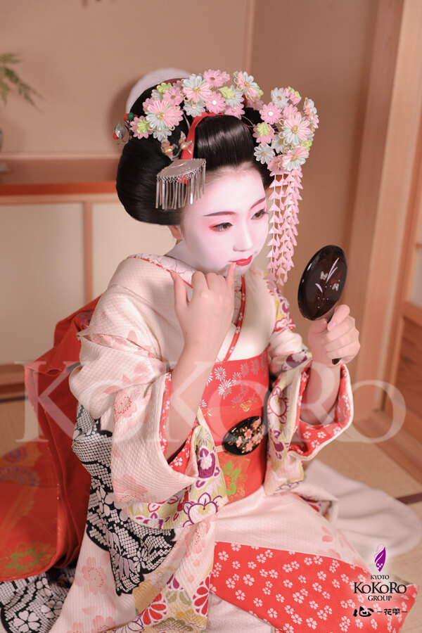 舞妓体験 東山の心