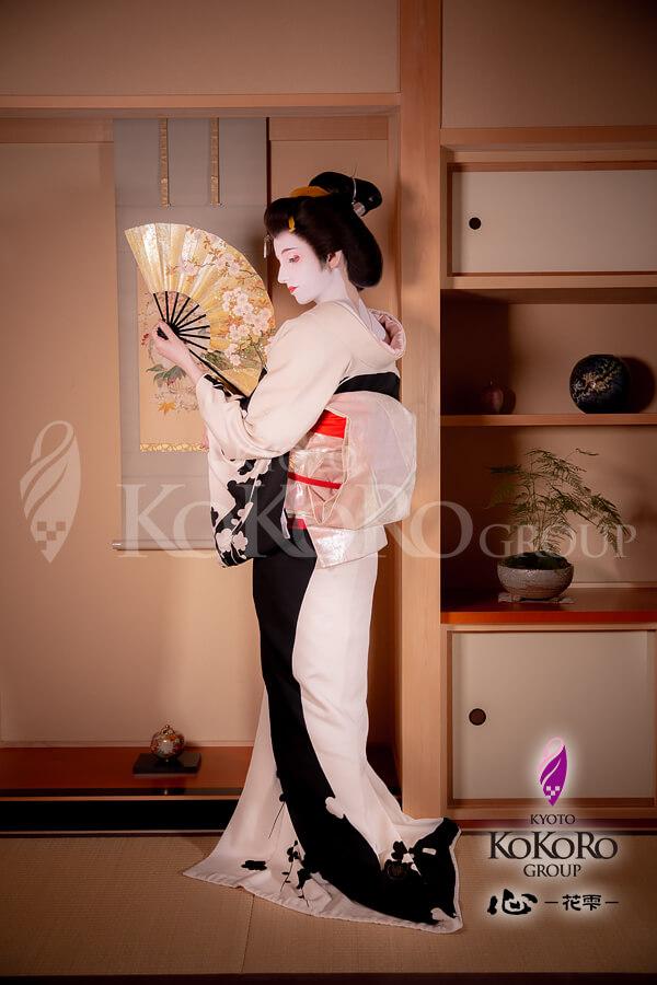 舞妓体験芸妓撮影