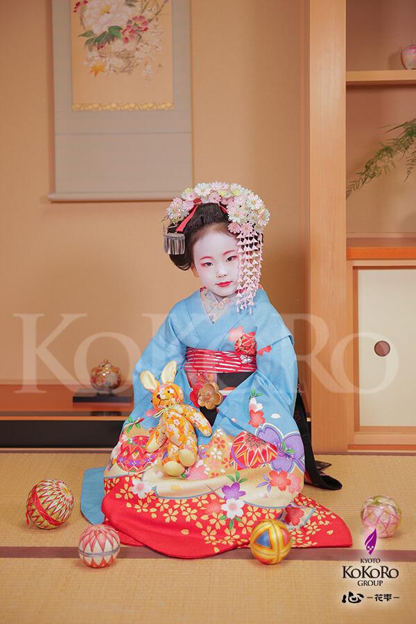 祇園 舞妓体験
